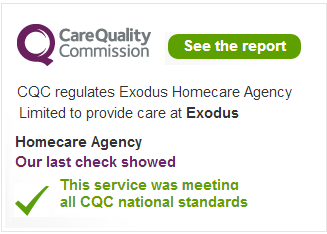 Exodus Care Quality Commission